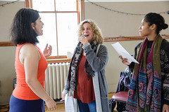 Maucha Adnet leads vocalist class at 2015 Port Townsend Jazz Workshop (Centrum Foundation) Tags: usa wednesday jazz workshop porttownsend wa centrum vocalists 2015 mauchaadnet jazzporttownsend darynndean miashelton