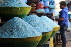 Rice puffs (bluelotus92) Tags: india rice market poha karnataka mysore ricepuffs mysuru devarajursmarket devarajaursmarket flattenedrice
