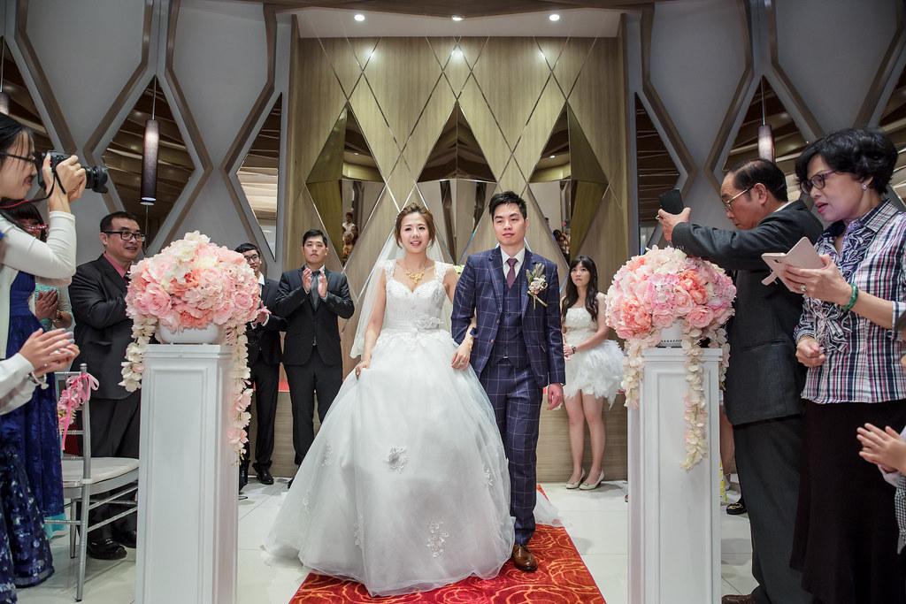 054桃園晶宴證婚儀式