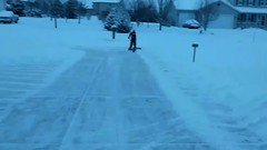 Hoverboard Snowplow! (urbanscooters) Tags: hoverboard snow snowplow electricscooters electricscooter scooter scooters snowstorm shovelingsnow snowblower hoverboards blizzard snowfall snowflurry streetsweeper snowremoval video videos win epicwin winvideo youtube winvideos