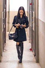 These Boots Were Made for Walking (sexy kutinghk) Tags: sexy filipina beauty petite beautiful asian tiny babe portrait slim figure fit fucktoy slut horny hot stunning model girl woman sexiest
