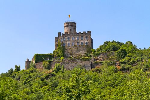 GER -  Burg  Pyrmont