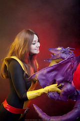 __IMG_0032 (DashaOcean) Tags: marvel cosplay xmen shadowcat kitty pryde