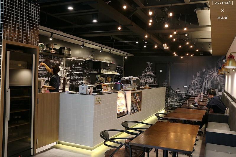 253 Café永康街美食捷運東門站咖啡廳010