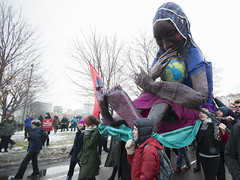 Women's march against Donald Trump (Fibonacci Blue) Tags: stpaul protest march woman women demonstration event dissent feminism outcry feminist activism outrage twincities activist minnesota trump republican sign gop equality liberal people float