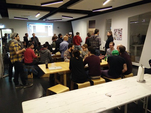 12. Meetup RheinMainJS