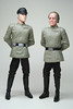 Imperial Officer and General Molock (Neil Alker) Tags: starwars staralien70 imperial officer empire customised general molock deathstar