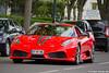 Cars & Coffee Paris 05/2013 - Ferrari 430 Scuderia (Deux-Chevrons.com) Tags: ferrari430scuderia ferrarif430 ferrari430 ferrari 430 f430 scuderia ferrarif430scuderia voiture auto automobile automotive car coche paris france carscoffee