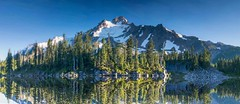 Goodbye 2016 (10/12) (Tom Fenske Photography) Tags: swimming jeffersonpark panorama wet reflection water mountain landscape illusion nature wilderness outdoor big hot wild pool topless upsidedown nationalforest friday doubleornothing flickrfriday