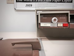 (Marcin Wichary) Tags: museumofbusinesshistoryandtechnology delaware museum office xerox xerox914 copier