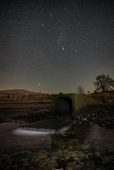 The Opening (Graham Peers) Tags: nightscape nightime nigh photography stars landscape north wale water beach long exposure milky rocks mountains trees dark skies nikon d600 tamron 2470mm f28 manfrotto photopills nightshoot low light flowing