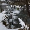 Affenschlucht - Winterthur (steffi's) Tags: affenschlucht winterthur wasserfall wülflingen hard spinnerei waterfall kantonzürich winter snow ourdailychallenge odc frosty
