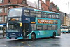 Arriva North East 7531 NK64EES (Will Swain) Tags: newcastle 8th december 2016 bus buses transport travel uk britain vehicle vehicles county country england english north east city centre haymarket station newcastleupontyne tyne tyneside arriva 7531 nk64ees