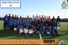 VII Copa Federación Fase* Benjamín J4
