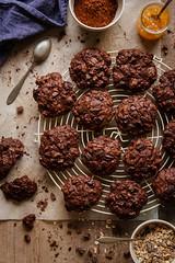 IMG_8964_exp-2 (Helena / Rico sin Azúcar) Tags: chocolate cookie galleta muesli butter mantequilla vanilla vainilla bran oats cereales cacao cocoa dessert food comida postre