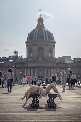 (dimitryroulland) Tags: nikon d600 85mm 18 dimitry roulland paris france natural light dance dancer ballet ballerina sport performer art pontdesarts sun flexible