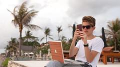 _MG_2201 (treilmann) Tags: oliver protection koorwood bali seminyak beach sunset wood wooden iphone case