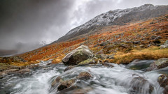 Raw beauty (Einir Wyn Leigh) Tags: landscape outdoors rugged nature natural love passion beauty mountains river water natur winter wales clouds uk cymru snowdonia ogwen snow light