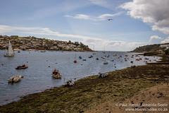 Fowey, Cornwall, England
