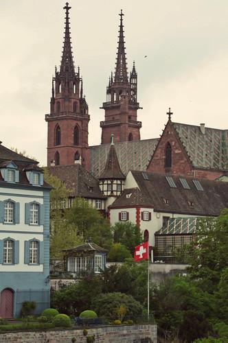 Basler Münster, Basel