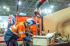 WSC2015_skill42_BB-4186 (WorldSkills) Tags: sopaulo australia wsc competitor worldskills michaeljames constructionmetalwork wsc2015 skill42