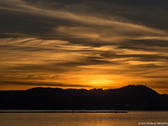 Pt Richmond Sunset (tom911r7) Tags: leica sunset silhouette clouds point bay san francisco thomas richmond v sanfranciscobay lux pointrichmond brichta leicavlux tom911r7 thomasbrichta leicaakademieusa akademieusa