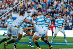 "Los Pumas vs Springboks • <a style=""font-size:0.8em;"" href=""http://www.flickr.com/photos/21603568@N02/20681531076/"" target=""_blank"">View on Flickr</a>"
