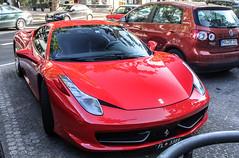 Liechtenstein - Ferrari 458 Italia (PrincepsLS) Tags: berlin germany italia plate ferrari license liechtenstein spotting 458