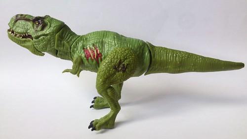 Jurassic World 2015 Jurassic Park 4 Hasbro Bashers Biters Green