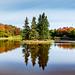 Autumn Centennial Park