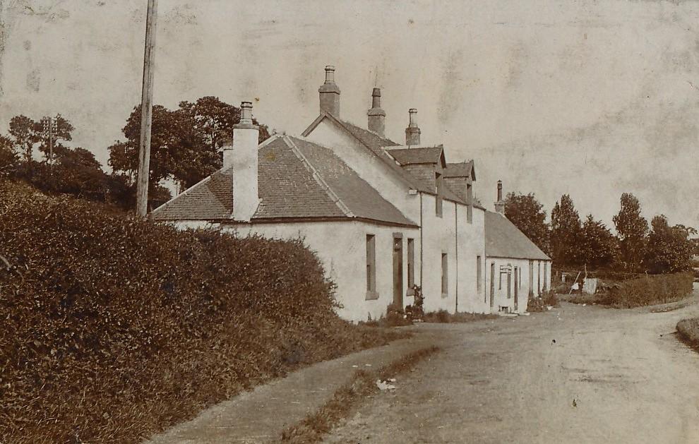 Nial Morrison House Baldernock