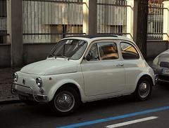 Fiat 500 L 1969 (LorenzoSSC) Tags: 1969 fiat l 500