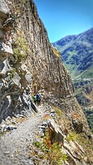 ' bloody Colca Canyon` (JTBednarz) Tags: mountains peru nature inca america landscape pain track south samsung canyon trail arequipa hoiday jarek colca nx bednarz jtbednarz