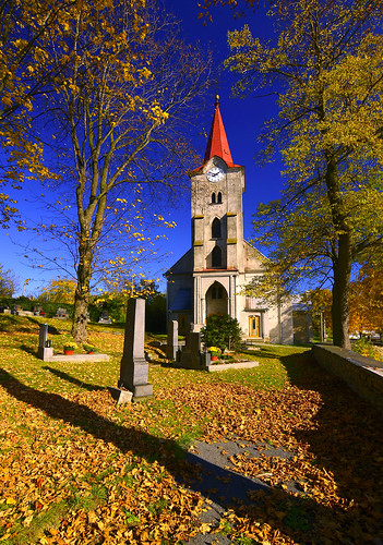 The Autumn Church