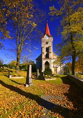 The Autumn Church