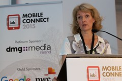 "Suzanne McElligott, CEO IAB Ireland • <a style=""font-size:0.8em;"" href=""http://www.flickr.com/photos/59969854@N04/22500716003/"" target=""_blank"">View on Flickr</a>"