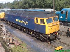 57006 (Rob390029) Tags: train gm track general diesel hill transport tracks rail loco class motors transportation rails locomotive freight barrow 57 57006 advenza