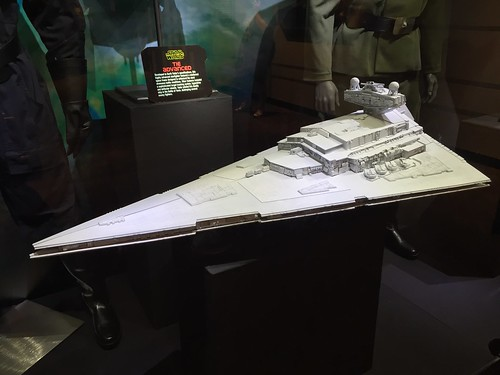 WDW STAR WARS LAUNCH BAY - IMPERIAL STAR DISTROYER