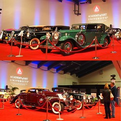 58th San Francisco International Auto Show,Academy of Art University Display (Jack Snell - Thanks for over 26 Million Views) Tags: sf auto show ca 58th wallpaper art cars wall vintage paper san francisco university center international collectible academy moscone excotic jacksnell707 jacksnell