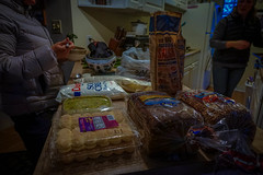 All of this food was free. Laramie free-ganism at its finest. (letsridebikes.ca) Tags: usa wyoming ftcollins 102315