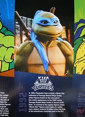 "Nickelodeon ""HISTORY OF TEENAGE MUTANT NINJA TURTLES"" FEATURING LEONARDO -  'MOVIE STAR' LEO i (( 2015 )) (tOkKa) Tags: nickelodeon tmnt teenagemutantninjaturtles historyofteenagemutantninjaturtlesfeaturingleonardo toys figures leonardo 2015 displaystand playmatestoys toysrus toysrusexclusive moviestartmnt toontmnt ninjaturtlesthenextmutation 4kidstmnt tmnt2003 tmntmovie4 paramountsteenagemutantninjaturtles varnerstudios 2007 1992 1993 1988 2006 2005 2014 2012 tmntfastforward paramountteenagemutantninjaturtles tmnt2014movie eastmanandlairdsteenagemutantninjaturtles comic toonleo turtlemilkstudios davearshawsky imagesrctokkaterrible2zcom"