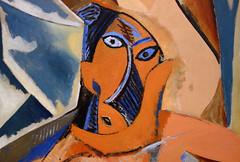 Picasso, Les Demoiselles d'Avignon