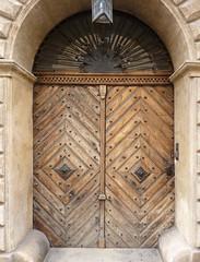 Krakov, dveře (8) (ladabar) Tags: door doorway kraków krakau krakov dveře