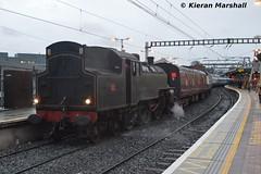 Number 4 at Connolly, 5/12/15 (hurricanemk1c) Tags: dublin irish train 4 rail railway trains railways irishrail 264 2015 number4 connolly iarnród santaspecial éireann rpsi iarnródéireann wtclass railwaypreservationsocietyofireland 1519pearseconnolly 1427greystonespearse