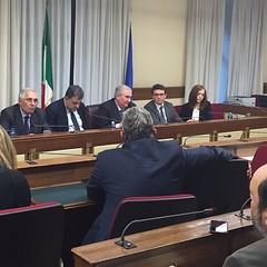Conferenza Stampa di presentazione della relazione intermedia al Parlamento della Commissione Moro