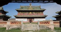 Le bouddhisme jusqu'au fin-fond de la Mongolie
