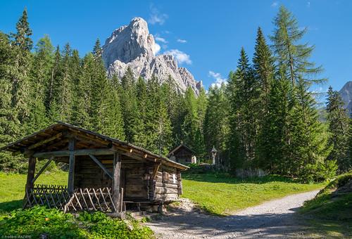 Randonnée Karlsbader Hütte par le Rudl-Eller-Weg