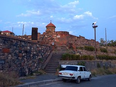 Churches and old cars - an Armenian impression