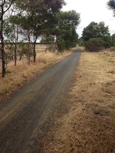 Bellarine Rail Trail on the Bellarine Peninsula