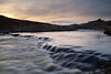 River Snizort - Fuji X100s (magnus.joensson) Tags: scotland isle of skye river snizort sunrise winter fuji x100s digital